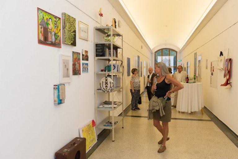 Ausstellung Gangbild