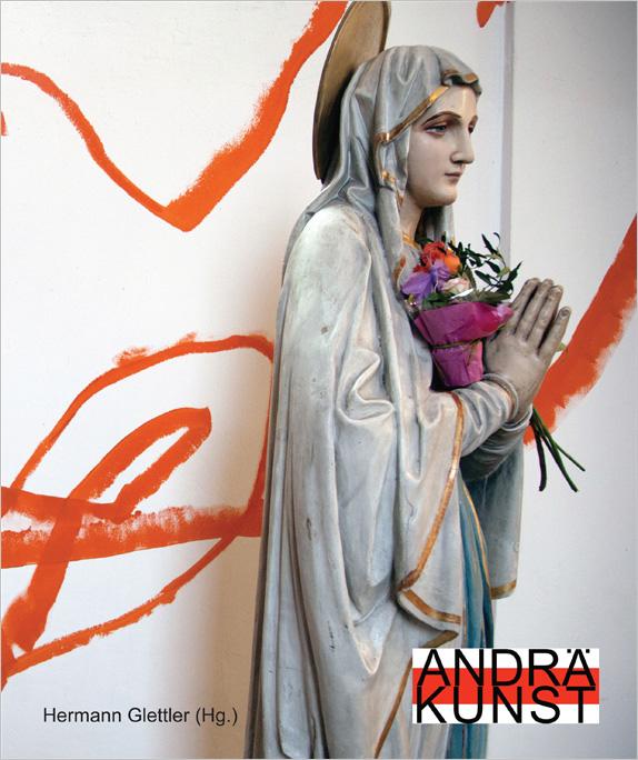Buchcover Andrä Kunst