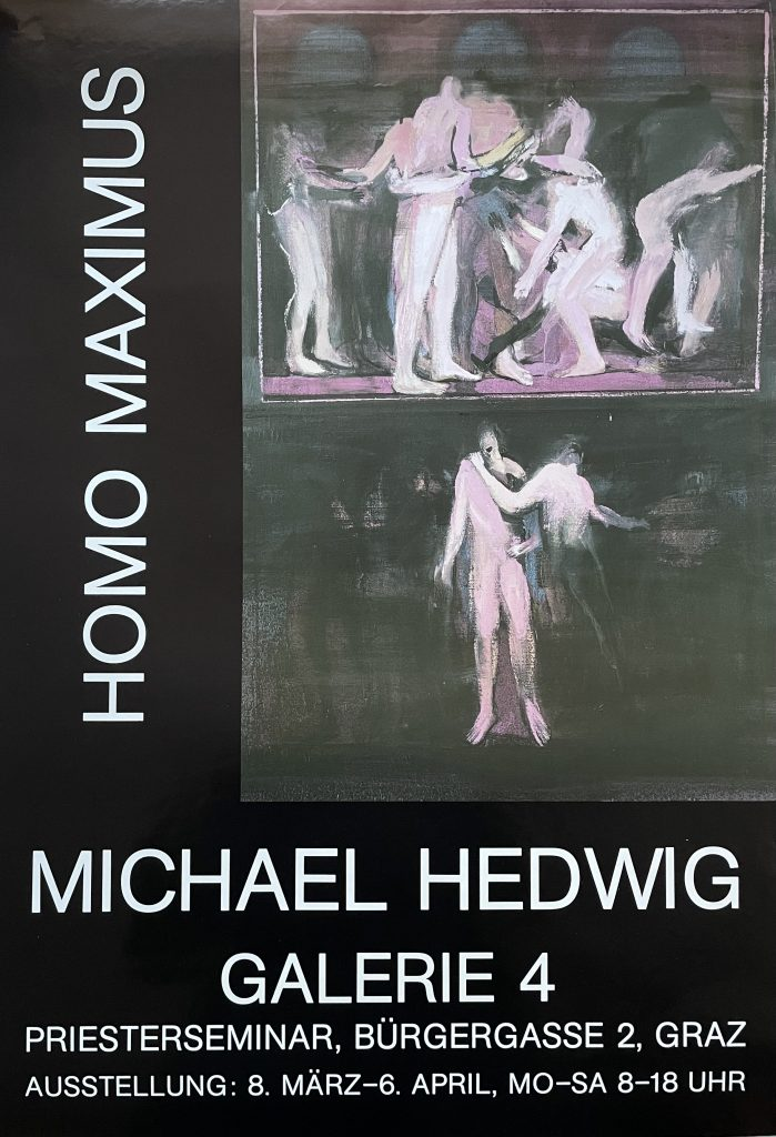 Galerie Michael Hedwig 03 1988