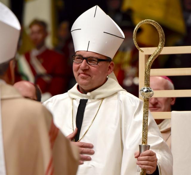 Hermann Glettler zum Bischof geweiht