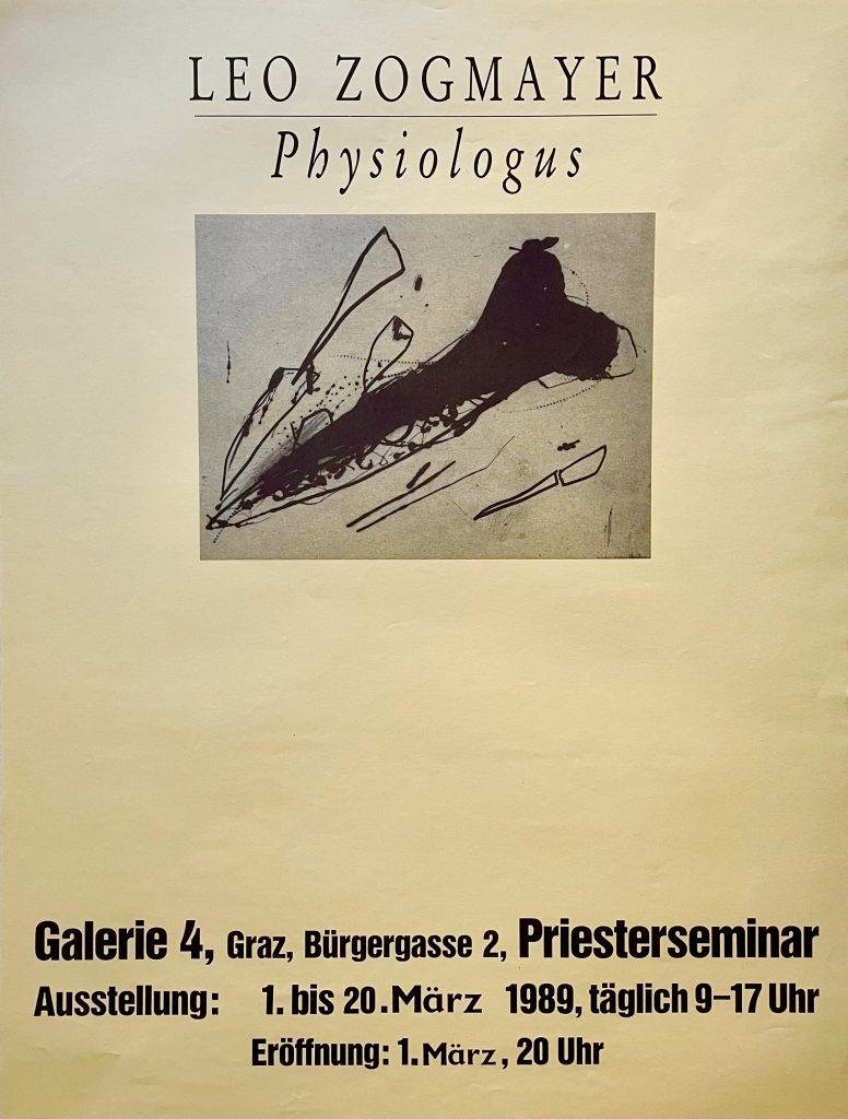 Leo Zogmayer 03.1989