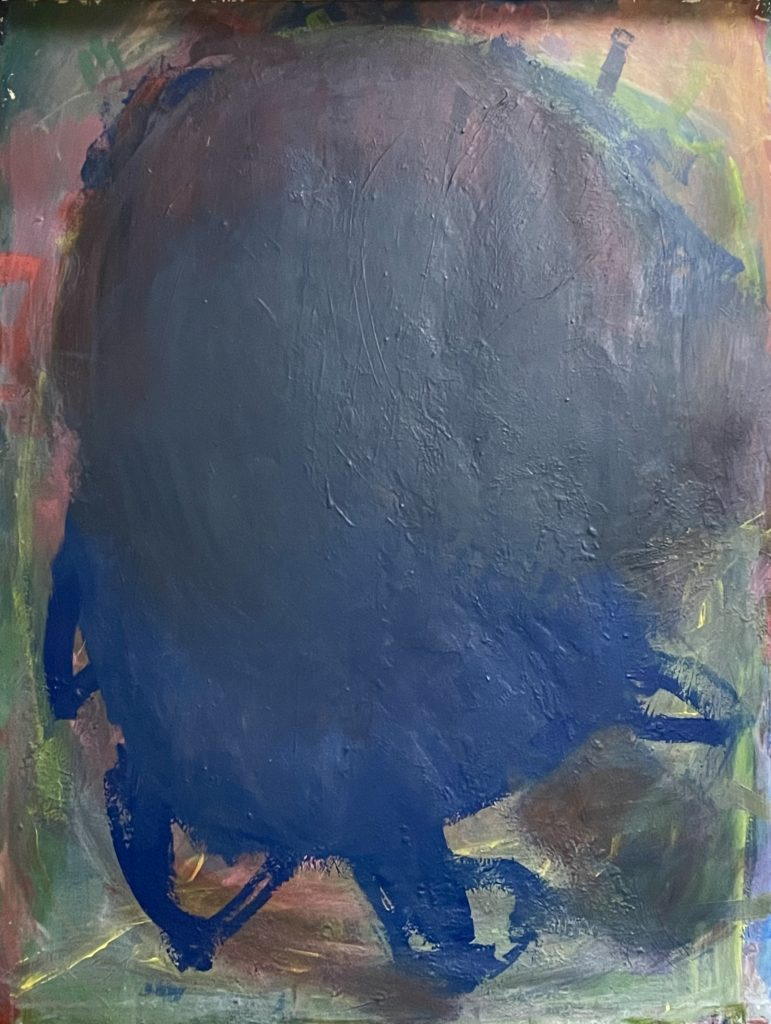 Over Head II Acryl auf Aluminium 65x90 199798